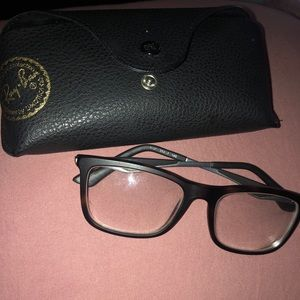 Ray - Bans glasses frame with case - Authentic